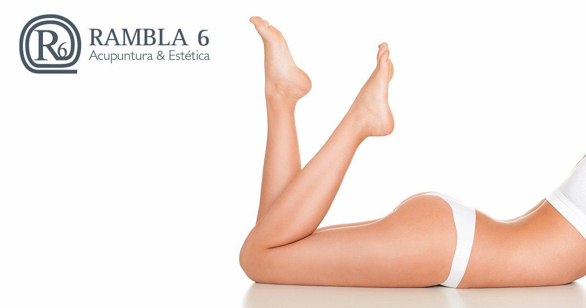 piernas drenaje linfático